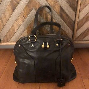 YSL Large Muse Bag